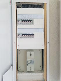 Mises aux normes tableau electrique après