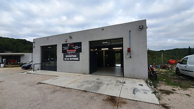 eclairage garage exterieur