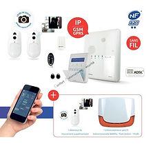 alarme-sans-fil-nfa2p-ip-et-gsmgprs-risc