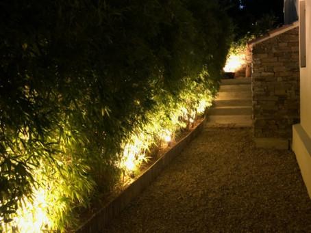 Eclairez votre jardin