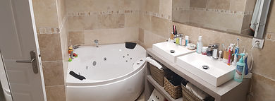 salle de bain aprés