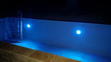 Led piscine multicolore avec télécommande