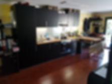 installation cuisine aprés