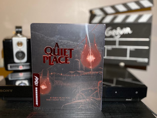 Test Blu-ray 4K : Sans un bruit (A Quiet Place)