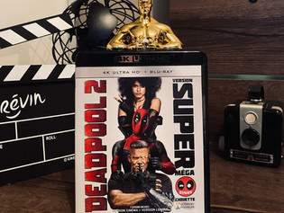 Test Blu-ray 4K : Deadpool 2