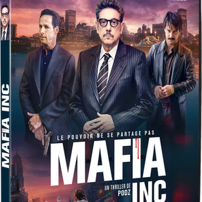 Test Blu-ray : Mafia Inc