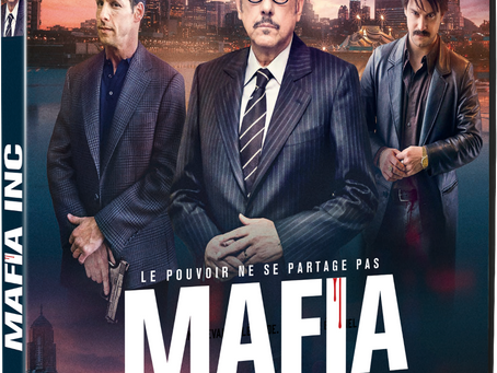 Test Blu-ray : Mafia Inc