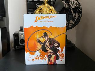 Test Blu-ray 4K : Indiana Jones et la Dernière Croisade