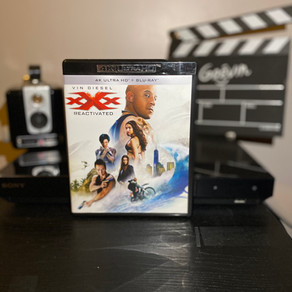 Test Blu-ray 4K : xXx: Reactivated