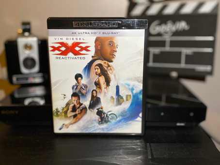 Test Blu-ray 4K : xXx: Reactivated