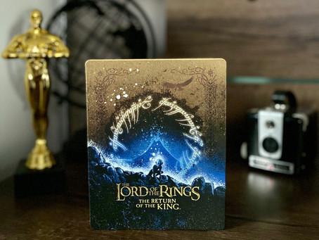Test Blu-ray 4K : Le Seigneur des Anneaux: Le Retour du Roi