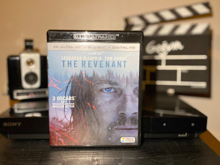 Test Blu-ray 4K : The Revenant
