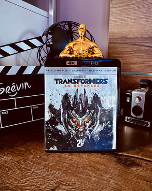 Test Blu-ray 4K : Transformers 2 : La Revanche