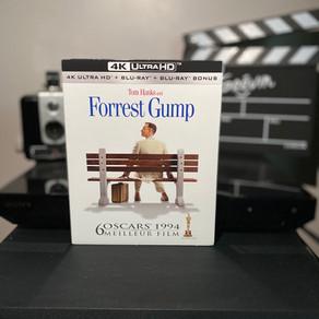Test Blu-ray 4K : Forrest Gump