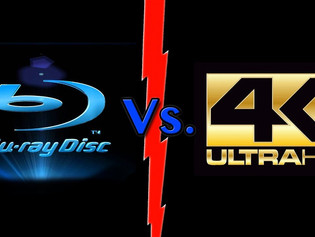 Blu-ray VS Blu-ray 4K ??