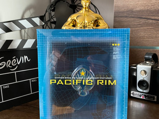 Test Blu-ray 4K : Pacific Rim