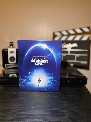 Test Blu-ray 4K : Ready Player One