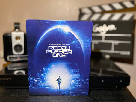 Test Blu-ray 4K : Ready Player One