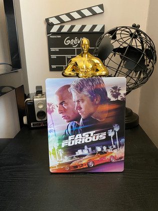 Test Blu-ray 4K : Fast and Furious