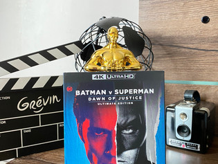 Test Blu-ray 4K : Batman V Superman : L'Aube de la Justice