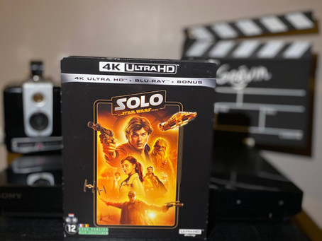 Test Blu-ray 4K : Solo: A Star Wars Story
