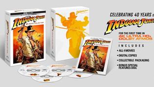 Nouvelle édition pour la saga - Indiana Jones
