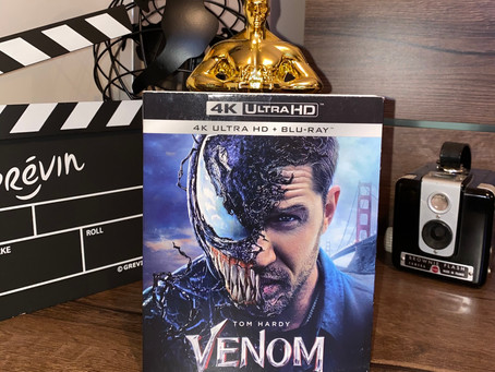 Test Blu-ray 4K : Venom