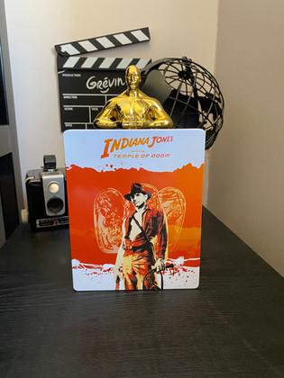 Test Blu-ray 4K : Indiana Jones et le Temple Maudit
