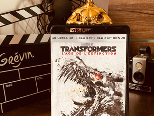Test Blu-ray 4K : Transformers 4 : L'âge de l'extinction