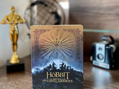 Test Blu-ray 4K : Le Hobbit: La Bataille des Cinq Armées