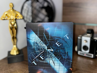 Test Blu-ray 4K : Tenet
