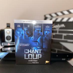 Test Blu-ray 4K : Le Chant du Loup