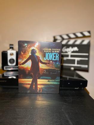 Test Blu-ray 4K : Joker