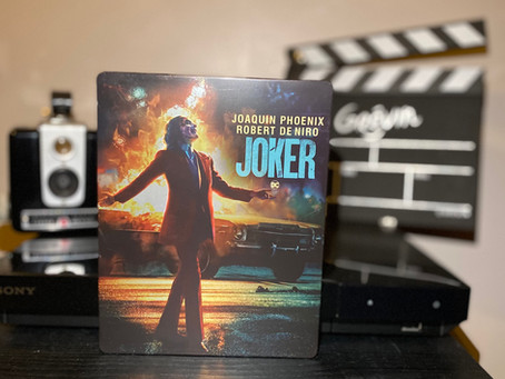 Test Blu-ray 4K : Joker