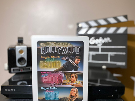 Test Blu-ray 4K : Once Upon a Time… in Hollywood