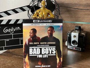 Test Blu-ray 4K : Bad Boys for Life