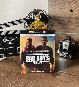 Test Blu-ray 4K : Bad Boys for Life