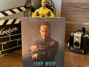Test Blu-ray 4K : John Wick