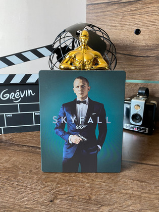 Test Blu-ray 4K : Skyfall
