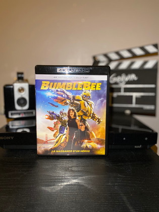 Test Blu-ray 4K : Bumblebee