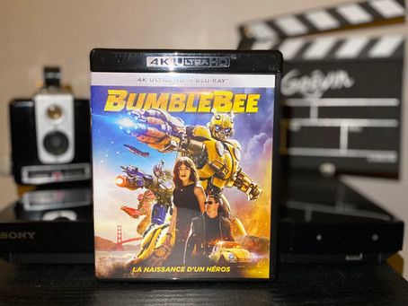Test Blu-ray 4K : Bumblebee