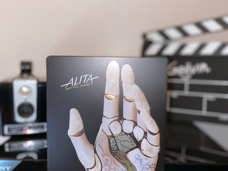 Test Blu-ray 4K : Alita: Battle Angel