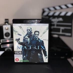 Test Blu-ray 4K : Matrix