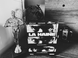 Test Blu-ray 4K : La Haine