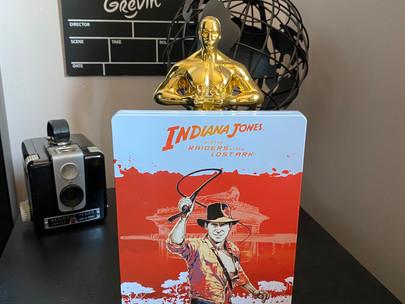 Test Blu-ray 4K : Indiana Jones et les Aventuriers de l'Arche Perdue