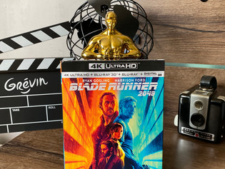 Test Blu-ray 4K : Blade Runner 2049