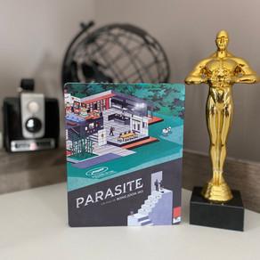 Test Blu-ray 4K : Parasite