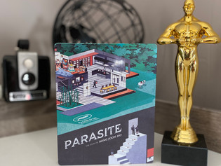 Test Blu-ray 4K : Parasite