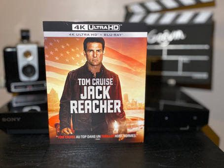 Test Blu-ray 4K : Jack Reacher