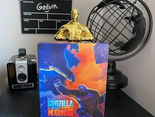 Test Blu-ray 4K : Godzilla vs Kong